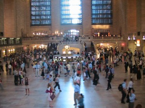 New York Train Station